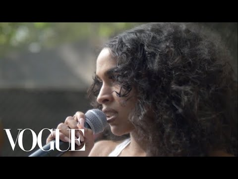 Princess Nokia Takes Afropunk | Vogue