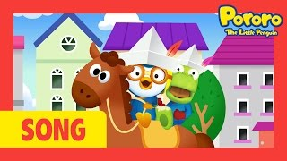 Yankee Doodle Went To Town | Pororo Nursery Rhymes | Kids Songs | Pororo the Little Penguin
