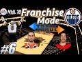 NHL 18 Franchise Mode - Edmonton Oilers #6 VERY Busy Offseason