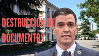 El Gobierno destinó 100.000 euros para destruir «documentación confidencial» de un hospital en 2020