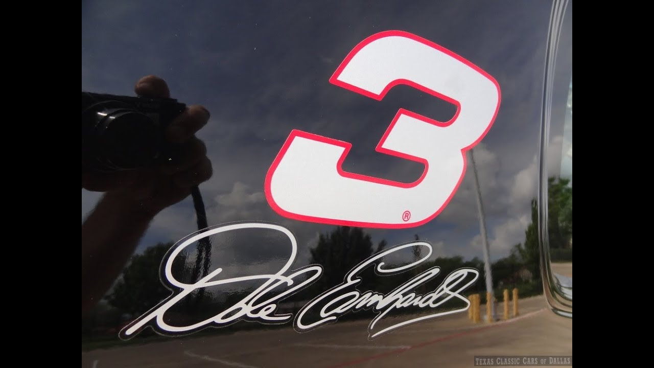 Chevy Special Edition >> 2002 Monte Carlo SS Dale Earnhardt Signature Series - YouTube
