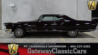 1965 Pontiac Grand Prix- Gateway Classic Cars of Fort Lauderdale #67