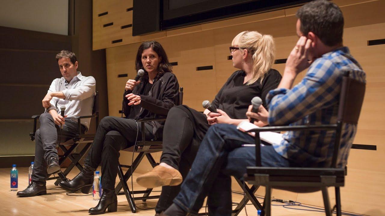 NYFF Live   Laura Poitras, Charlotte Cook, & AJ Schnack   NYFF53