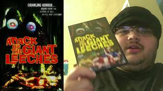 Horror Show Movie Reviews Episode 721:Attack of the Giant Leeches (1959)