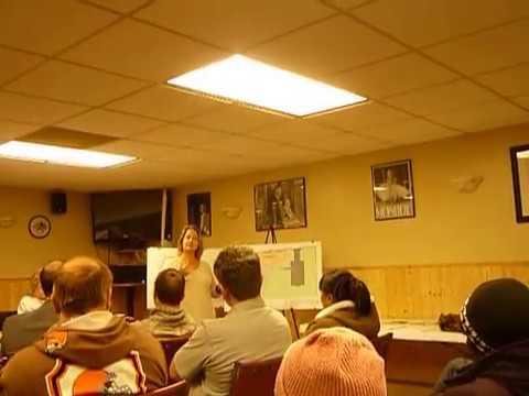 Kate Monter Describing Cleveland Housing Network Project