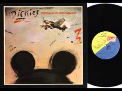 Stukas Over Disneyland Full LP -The Dickies