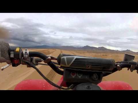 ATV Tour in Nellis Sand Dunes Las Vegas