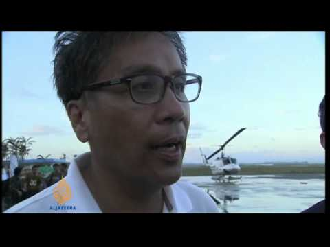 Typhoon Haiyan devastating impact across Philippines