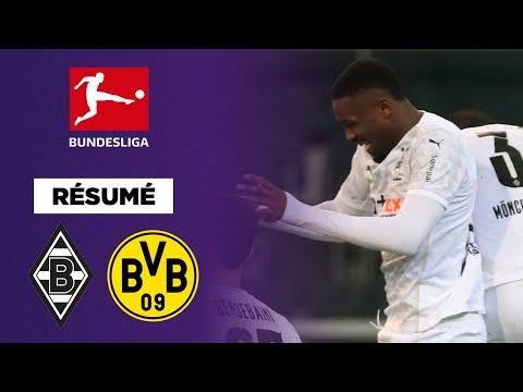 Résumé : Thuram et M'Gladbach détruisent Dortmund malgré un Haaland bouillant !