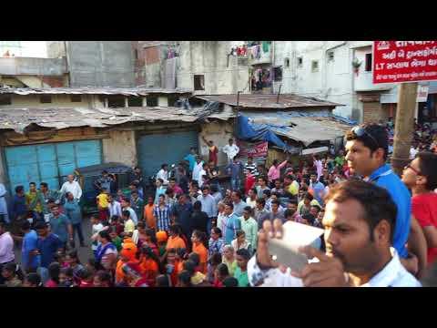 Junigadhi Ganesh Visarjan Part-2,Vadodara 2016