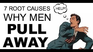 You from a When man pulls away