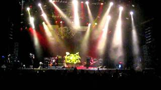 6.08.11 Motörhead - Guitar Solo/The Thousand Names Of God - Wacken Open Air 2011