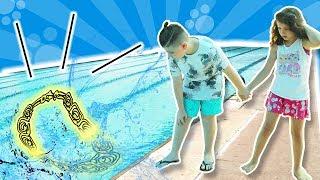 بادي فادي ~ البركة العميقة !!! Buddy Fady ~ deep pool