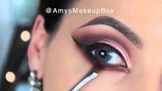 """Уроки макияжа. Вечерний макияж глаз"""