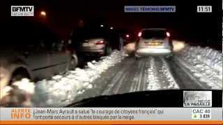Tempête de neige incroyable et historique du 12 mars 2013