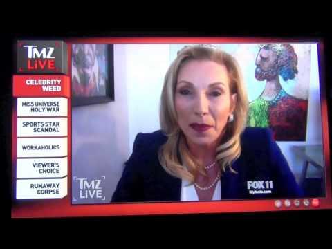 TMZ Celebrity Weed Bethenny Frankel Skinny Girl Marijuana Cheryl Shuman Beverly Hills Cannabis Club