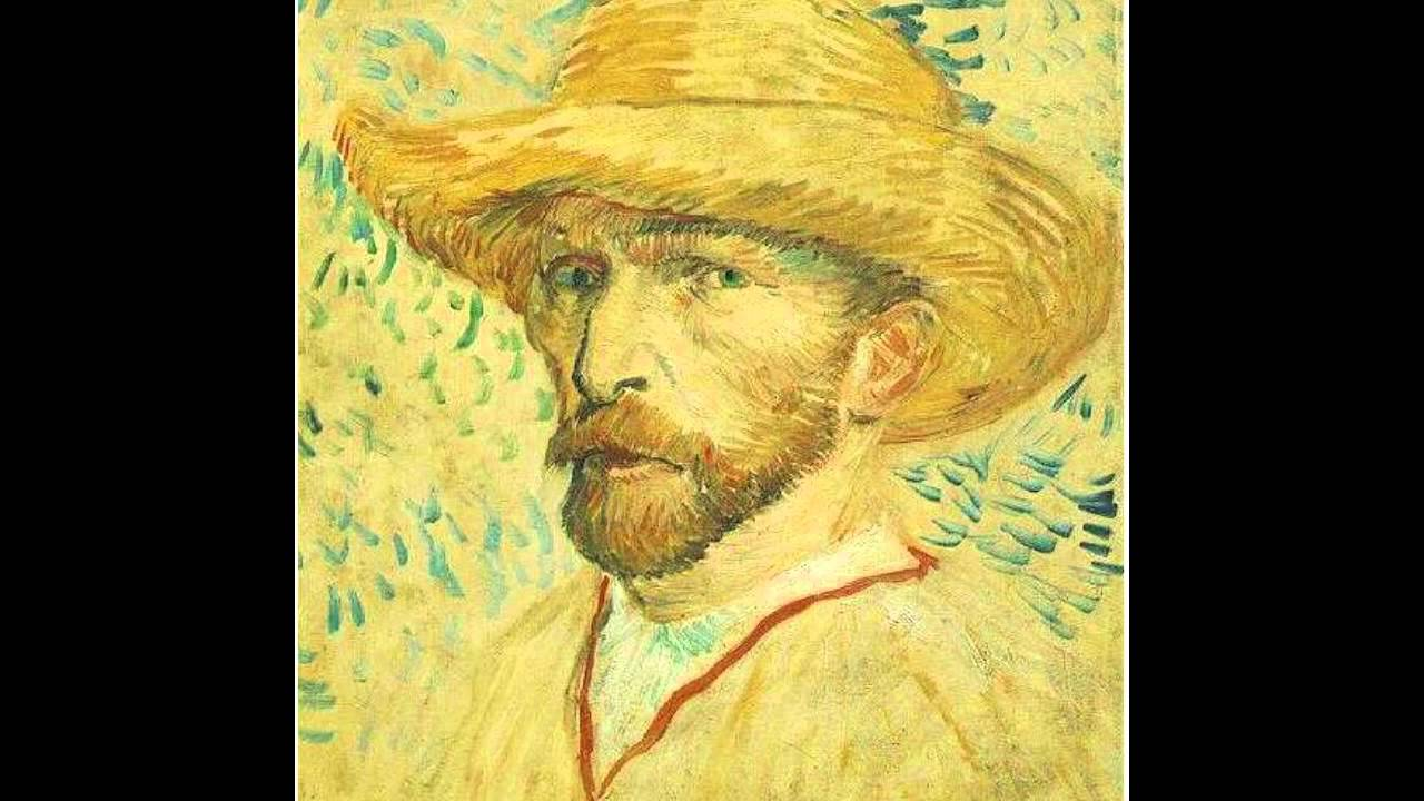 an opinion of the final self portrait of vincent van gogh Edwin becker, head curator of the van gogh museum, tells you about one of his favourite paintings, self-portrait with grey felt hat in our museumstore you.