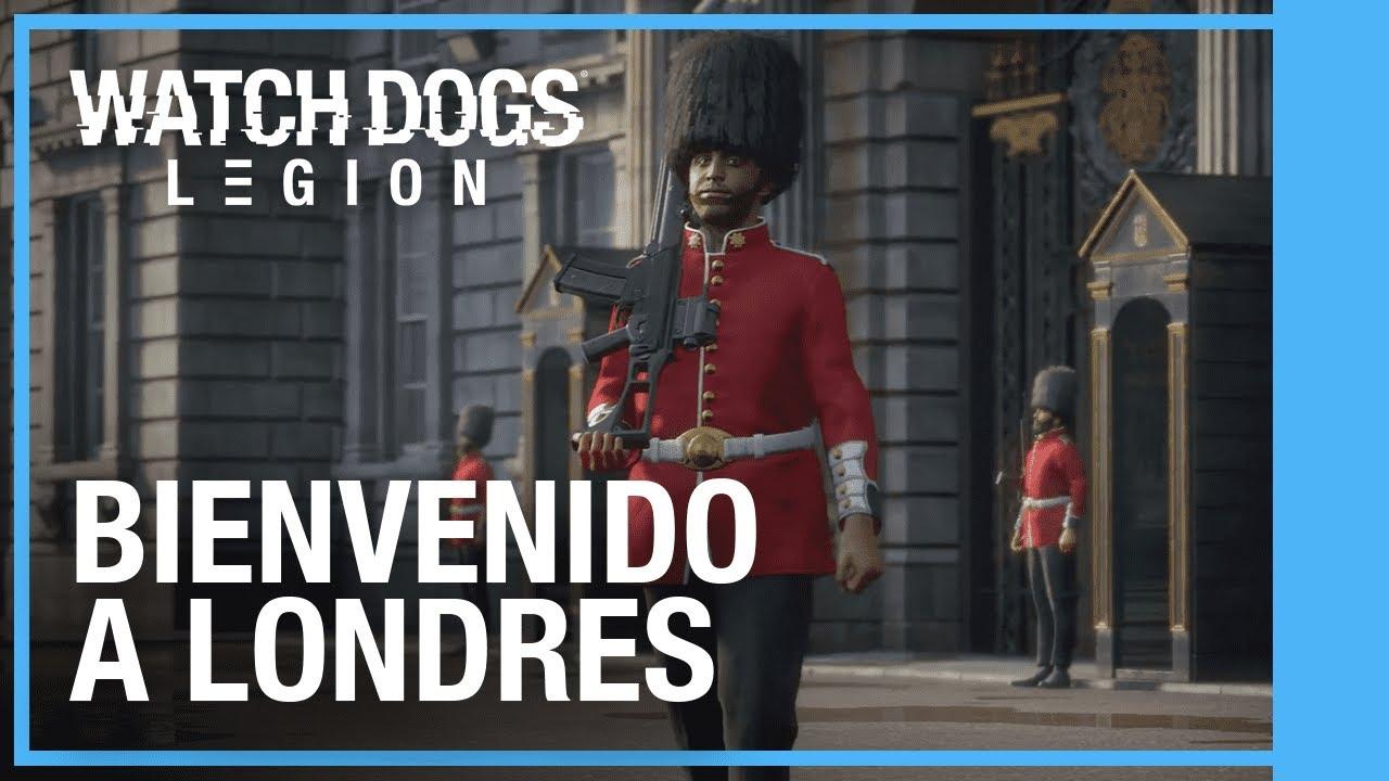 Watch Dogs Legion - Bienvenido a Londres Tráiler | Con la potencia de Nvidia GeForce RTX