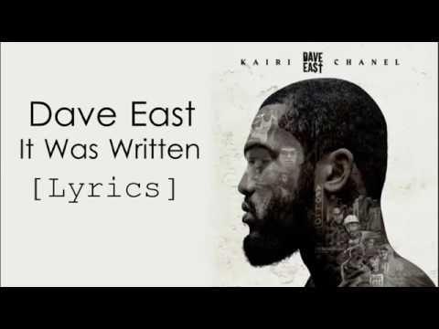 Dave East - It Was Written (Lyrics)