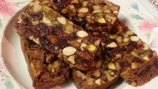 How To Make A Fruit And Nut Loaf