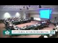 City Council Action Review – 9/10/2018