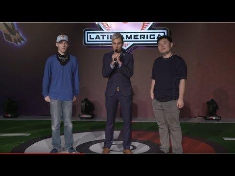 Pokemon VGC Latin America International Championship Finals Analysis With James Baek & Ashton Cox