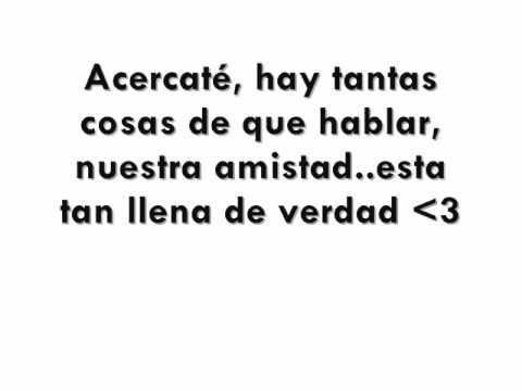 Trending Topic- Acercate {♥} -Letra.