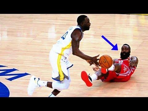 The NBA has failed on flopping