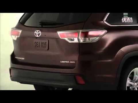โฉมใหม่! Toyota Highlander รถแห่งอนาคตปี 2014 คลิปยานยนต์ โพสต์โดย mosheeeee แหล่งรวมคลิปวีดีโอ video clips