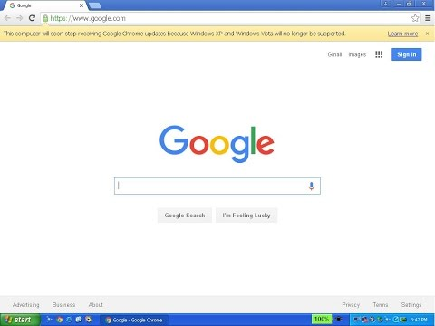 chrome software free download for windows xp