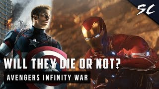 Captain America will die in Infinity War Really?? | Explained In Hindi