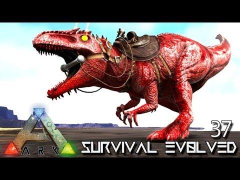 ARK: SURVIVAL EVOLVED - ULTIMATE BATTLE 400 ALPHA GIGA & WYVERN !!! E37 (ARK ETERNAL CRYSTAL ISLES)