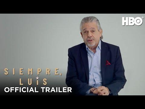 Siempre, Luis (2020): Official Trailer | HBO