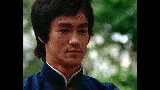 Брюс Ли - легенда боевых искусств. Значок Кунг-Фу.