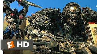 Transformers Age of Extinction (1010) Movie CLIP - Honor, To the End (2014) HD