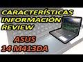 ASUS M413DA-EB462T youtube review thumbnail