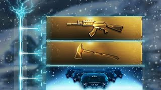 Black Ops 3 Ranged Weapon Bribe Supply Drop Opening (100% Community Challenge Completed)