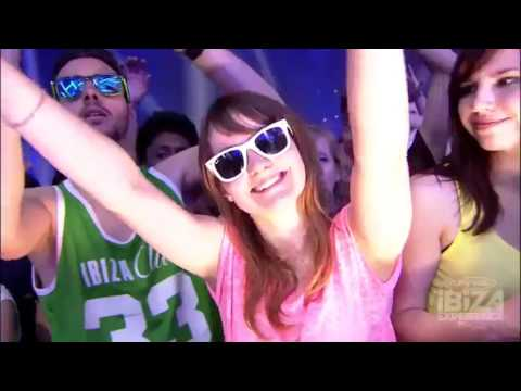 Showtek @ Fun Radio Ibiza Experience 08 04 2016