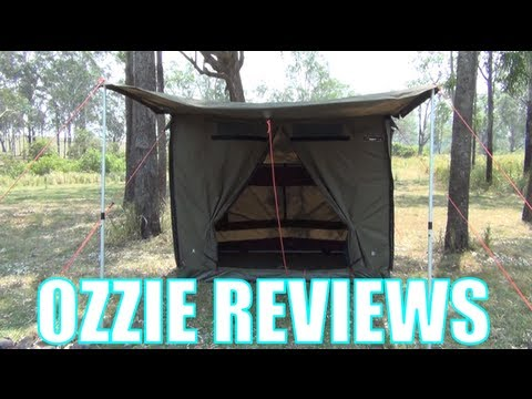 Oztent  RV-3  30 Second Tent & Oztent