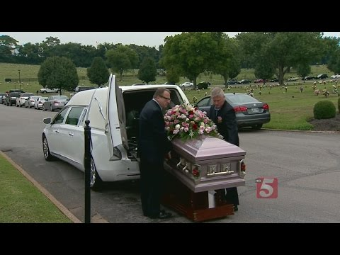 Funeral Service Held For Country Legend Lynn Anderson