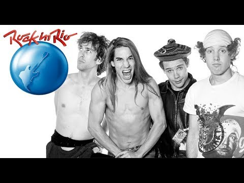 Red Hot Chilli Peppers - Live at Rock