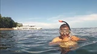 My First Time Snorkeling - Dauin, Philippines