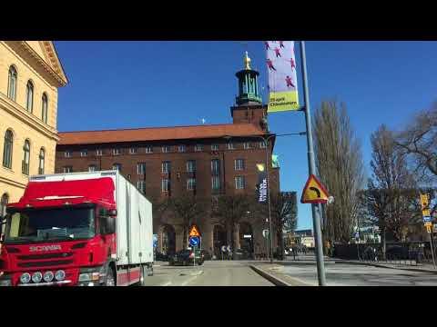 The Stockholm City Hall 🇸🇪
