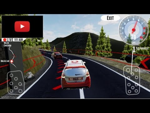 RaceReady Vodafone Android Gameplay ( Game By Vodafone România )