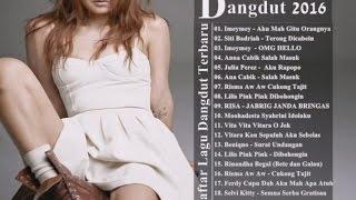 LAGU DANGDUT Asik Dance 20 TERBARU 2016  .•*¨*•☆Good Mood Jukebox LAGU DANGDUT TERPOPULER