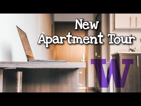 New College Apartment Tour! - University of Washington: Identity