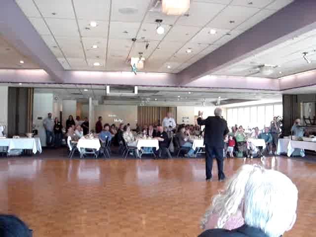 Murphy's 50th Wedding Anniversary Dance