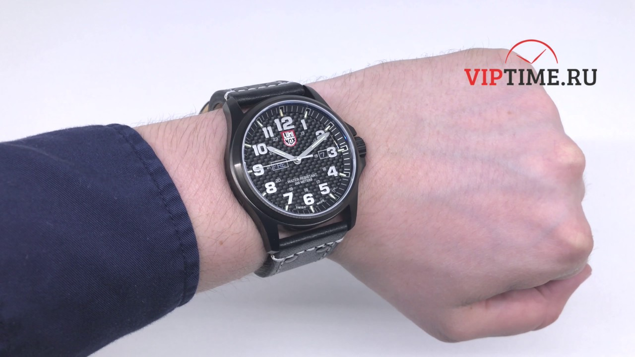 Мои часы Luminox Navy Seal - YouTube