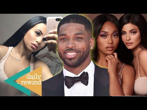 TRASHY Tristan Thompson CAUGHT Sliding Into 17 Year Olds DM's! Jordyn Woods Challenging Kylie! DR