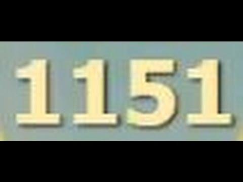 Сокровища пиратов уровень 1151 прохождение на три звезды - pirate treasures level 1151 walkthrough